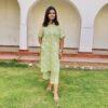 Meerahini mint green co-ord sets