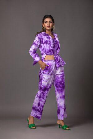 Tie & Dye cotton casuals from meerahini